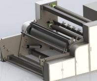 Экструдер для производства мельтблауна LT-MBN95/1600